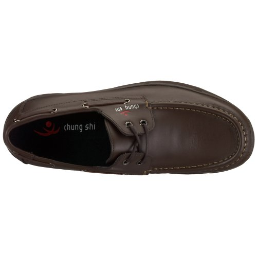 Chung Shi Comfort Step 9100, Homme, Mocassins Marron