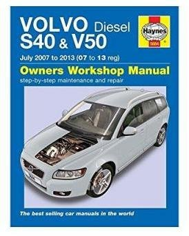 volvo-s40-v50-diesel-owners-workshop-manual-2007-2013-by-chris-randall-published-december-2013