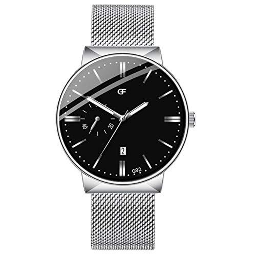 Javpoo Luxury Watches Reloj Cuarzo Reloj Pulsera Casual
