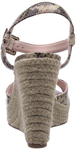 Primafila  968012, Sandales pour femme Blanc - Elfenbein (DESERT)