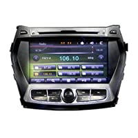 SoundMart Multimedia and GPS DVD for Hyundai Santa Fe 2013-15
