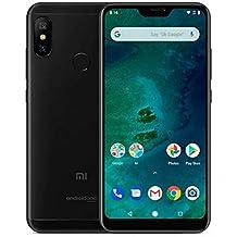 "Xiaomi Mi A2 Lite 5.84"" Dual SIM 4G 3GB 32GB 4000mAh Black - Smartphones (14.8 cm (5.84""), 3 GB, 32 GB, 12 MP, Android, Black)"