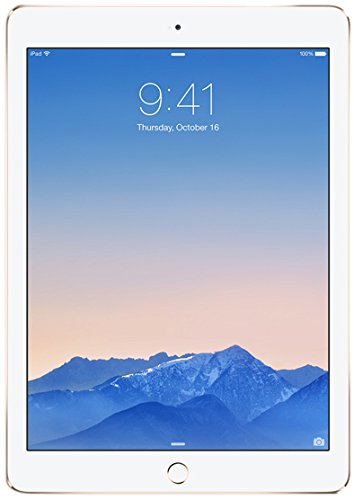 Apple iPad Air 2 mit WiFi & Cellular, 64 GB, - 64 Ipad 2 Cellular Air