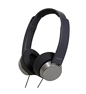 Panasonic RP-HXD3E-T Over-Ear Headphone (Brown)