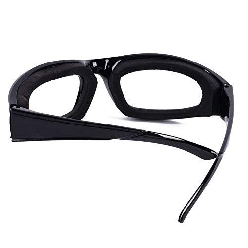 Shuzhen,Cortar cebolla Gafas Gafas accesorios Protector