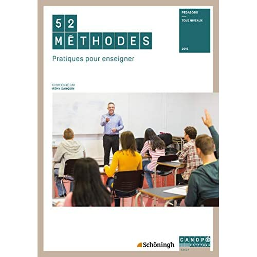 52 Methodes Pratiques pour Enseigner