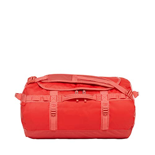 The North Face Base Camp Duffel/Reisetasche - S Juicy red Spice -
