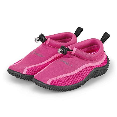 Sterntaler Mädchen Aqua Schuhe Pink (Magenta 745) 25/26 EU
