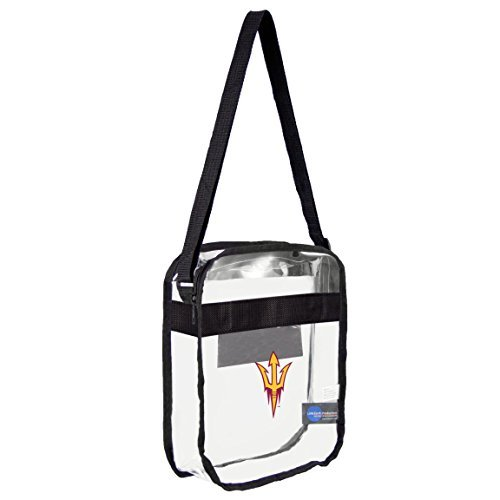 ncaa-arizona-state-sun-devils-clear-carryall-crossbody-bag-by-littlearth