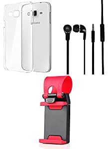 Cover Case Headphone for Samsung Samsung Galaxy A7 - Combo