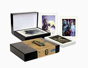 Upper Deck - World of Warcraft - Coffret de Cartes d'Art Collector - Alliance