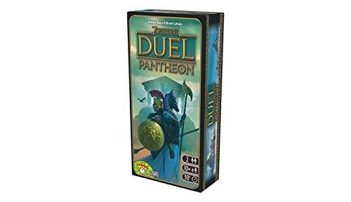 Asmodee 7 Wonders Duel Pantheon (ADE0SEV08ML)