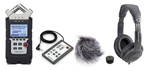 Zoom H4N Pro Recording Pack für professionelle Kameras