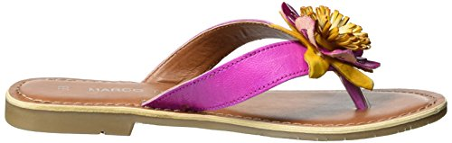 Marco Tozzi Premio 47100, Sandales Fille Rose (Pink Comb 514)