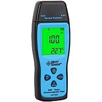 Jusheng Instrumento de medición digital del LCD del metro del detector de la radiación electromágnetica del PDA casero