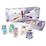 Charrier Parfums Coffret de 5 Eaux de Parfum Luxe Miniatures Total 60 ml