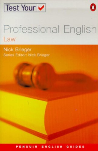 Test your professional English. Con CD Audio. Per il Liceo linguistico. Con CD-ROM