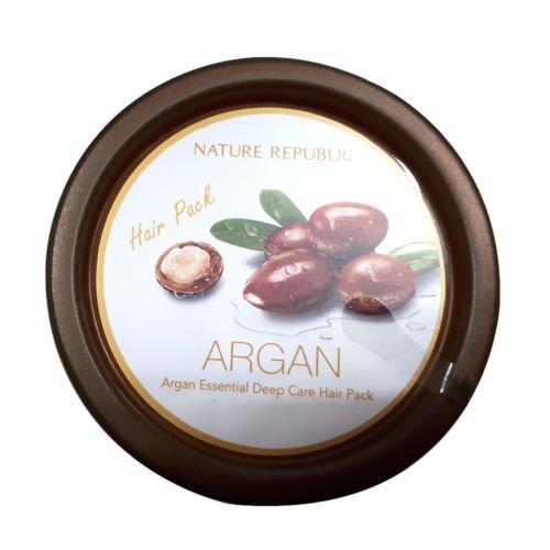 Natur Republik Argan Essential Deep Care Hair Pack 200ml 2018Upgraded