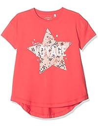 Name It Nkfkara SS Top, T-Shirt Bambina