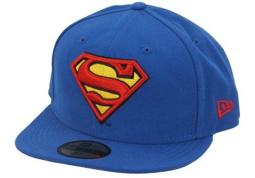 New Era Dc Comics Basecap Superman Basic - 7 3/8 - 59cm