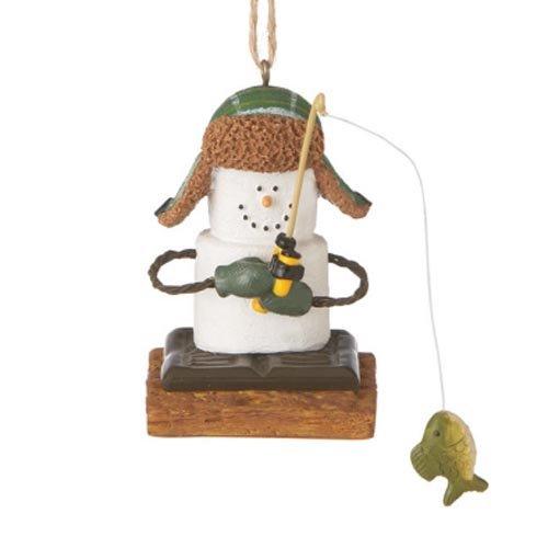 Weihnachtsdekoration S 'mores Ice Fisherman Weihnachten/EVERYDAY Ornament