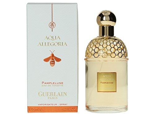 Guerlain Aqua Allegoria Pamplelune femme / woman, Eau de Toilette, Vaporisateur / Spray 125 ml, 1er Pack (1 x 320 g) (Guerlain Mandarine)