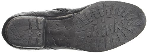 Think! Ebbs, Desert Boots Femme Noir (Schwarz 00)