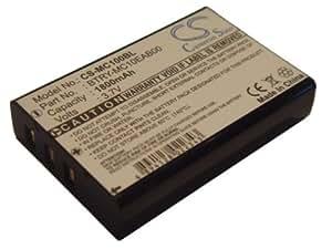 Batterie LI-ION 1800mAh pour SYMBOL MC1000 MC 1000, remplace les batteries type BTRY-MC10EAB00