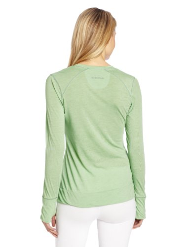 exofficio Damen BUGS Away securitee Long Sleeve Shirt Seladongrün