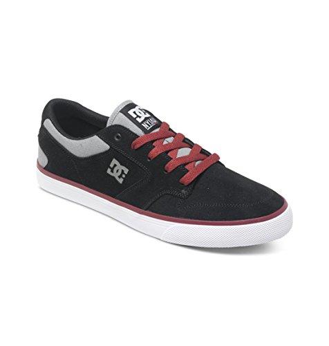 Noir Zapatos Gris Dc Homme De Zapatillas negro De Rojo Deporte Shoes Vulc Xksr Nyjah Bajos M R6Hxrw7HYq