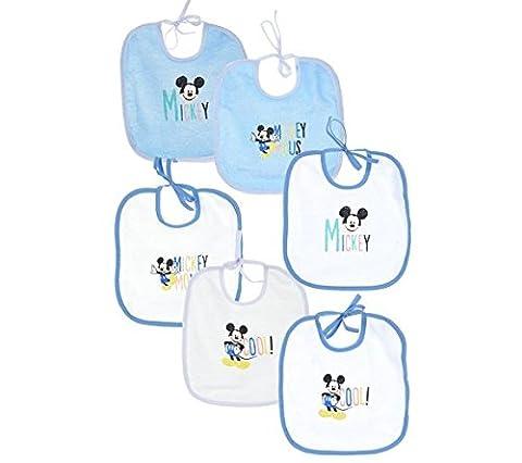 Disney baby - SET 6 BAVOIRS Mickey / Minnie