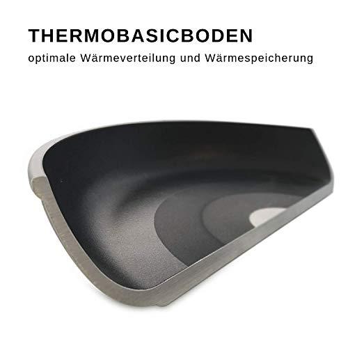 Lieblingspfanne Hochrandpfanne Aluminium Gus Antihaft 20 cm, Höhe 7 cm INDUKTION - 5