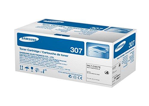 Preisvergleich Produktbild Samsung MLT-D307E/ELS Original Toner (Hohe Reichweite, Kompatibel mit: ML-4510ND/ML-5010ND/ML-5015ND) schwarz