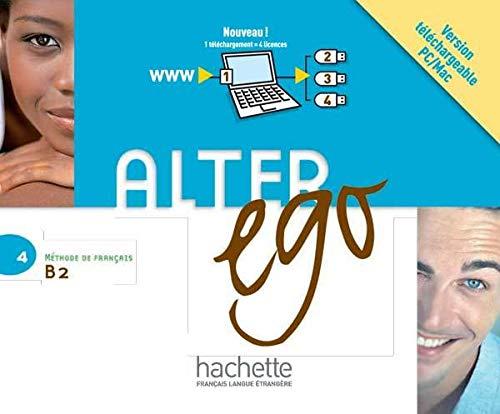 Alter Ego 4 : Manuel numérique interactif pour l'enseignant MN2.0 (carte de téléchargement)