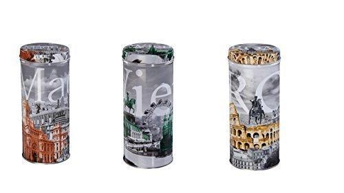 Paddose, Frischhaltedose, Modell im 3er Set Aufbewahrungsbox
