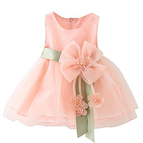 Bai You Mei Baby Mädchen (0-24 Monate) Kleid Gr. S, (Trunk Up Dress Girl)