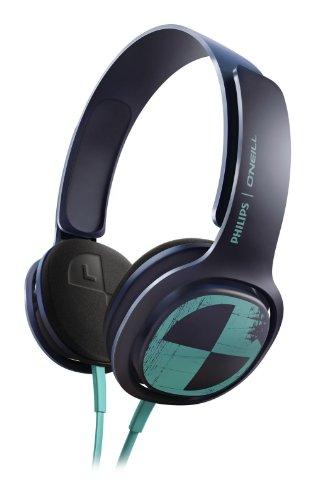 Philips SHO3300ESCAP/28 O'Neill Cruz Headband Headphones Blue  available at amazon for Rs.4043