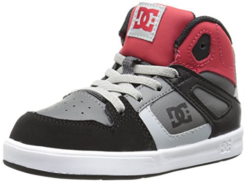 DC Shoes Rebound UL, Baskets Mode Bébé Fille