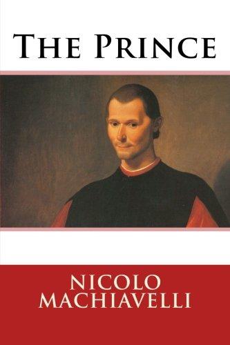The Prince par Nicolo Machiavelli