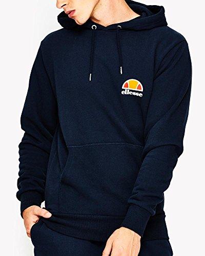 ellesse Toce, Sweatshirt, für Herren M Blau (Kleid blau) Edge Pullover Hoodie