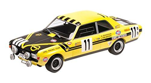 Minichamps 1: 18Escala 1970Opel Commodore A Steinmetz Von Bayern/Johansson 24h SPA Diecast Modelo Kit