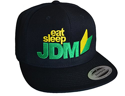 petrolhead-industries-eat-sleep-jdm-cap-fr-alle-tuning-drift-und-motorsport-fans-classic-snapback-vo