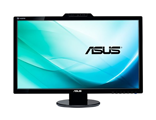Asus VK278Q LCD Monitor 27-inch Widescreen Webcam - Black