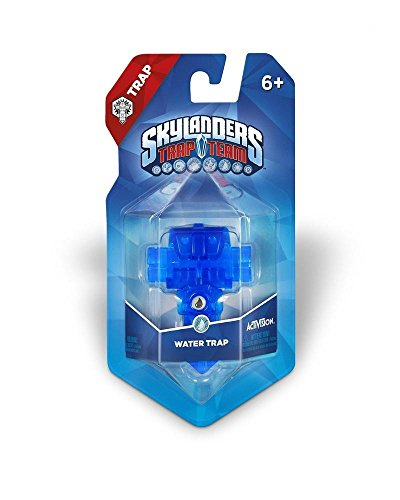 Figurine Skylanders : Trap Team - Piège Element Eau