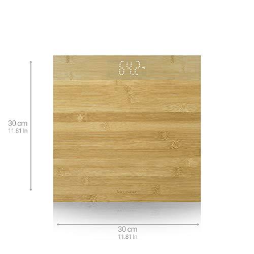 Zoom IMG-1 medisana ps 440 bamb legno