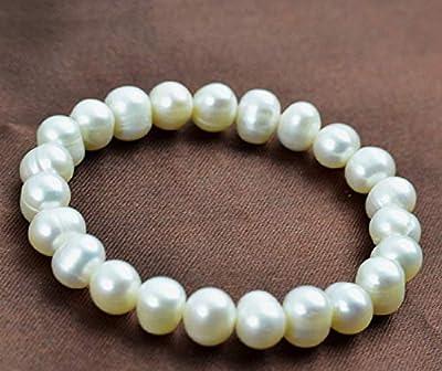 Bracelet perles d'eau douce, séduction, purification