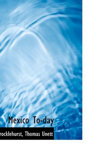Mexico To-day