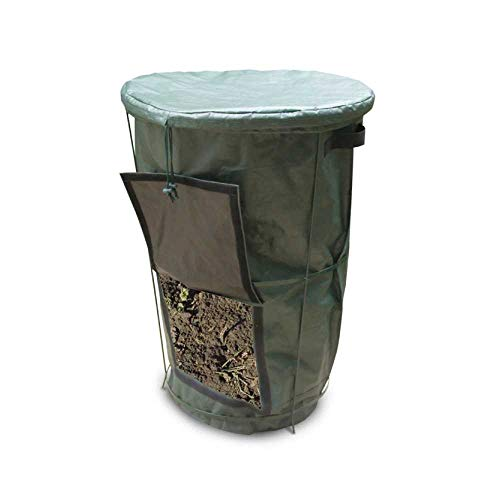 A VOTRE SERVICE Composteur/Bac à Compost 300 litres - Vert - 91 cm