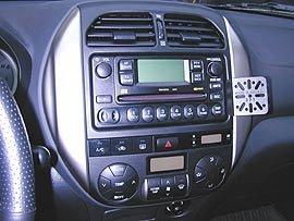 TOYOTA RAV4 DashMount Baujahr 2001 bis 2003 KFZ Navi Handy Halterung von telebox (Toyota Rav4 2003 Zubehör)