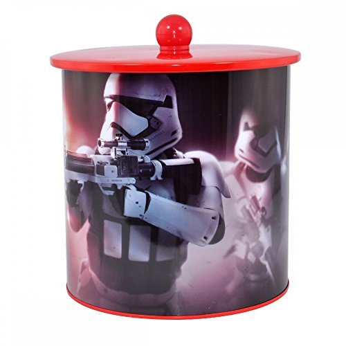 Star Wars The Force réveille Troopers Boîte à biscuits